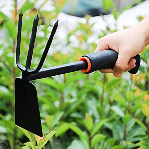WTYD 新しいガーデンツール庭に使用 2 in 1植える道具ガーデニング植え付けノンスリップラバーハンドルアイホーレイク