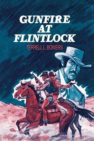 book cover of Gunfire at Flintlock