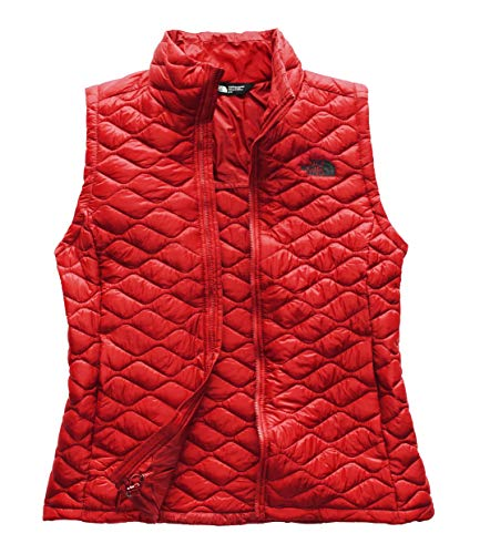 The North Face Women's Thermoball Vest - Juicy Red - M -