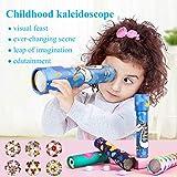 HAPTIME Set of 6 Classic Kaleidoscopes