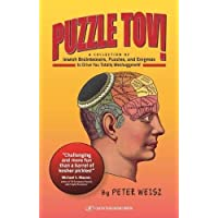 Puzzle Tov! A Kosher Collection of Jewish Brainteasers, Puzzles, and Enigmas to Drive You Totally Mesghugenneh!