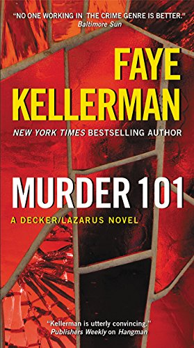 Read Online Murder 101: A Decker/Lazarus Novel (Decker/Lazarus Novels) PDF