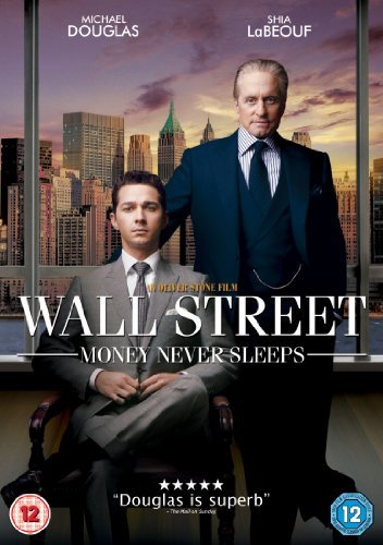 Wall Street 2: Money Never Sleeps [DVD] by pg-13