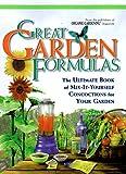 Great Garden Formulas, Joan Benjamin, 0875967981