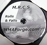 NEW Jiu Jitsu Wrestling Rolls & Falls Mixed Martial Arts Instructional Video DVD