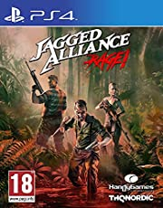 Jagged Alliance Rage PS4 Game [UK-Import]