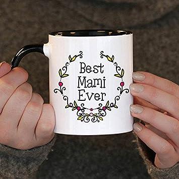 Amazon.com: Mejor Mami verde, día de la madre, regalo de ...