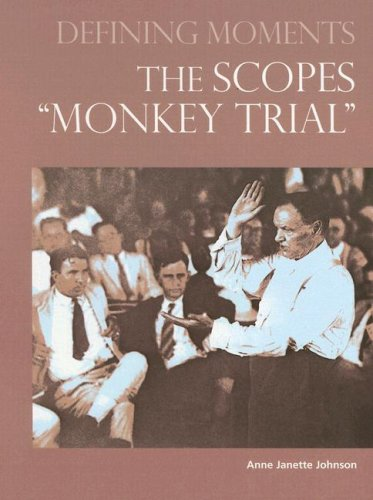 """SCOPES """"MONKEY TRIAL"""", THE"""