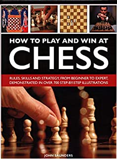 Book Cover: How to Play and Win at Chess: History, Rules, Skills And Tactics