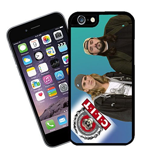 Jay and Silent Bob iPhone case - This cover will fit Apple model iPhone 5 and 5s (not 5c) - By Eclipse Gift Ideas