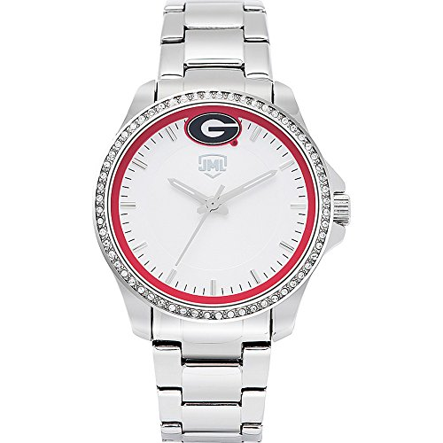 - Jack Mason League Womens NCAA Glitz Sport Watch (Georgia)