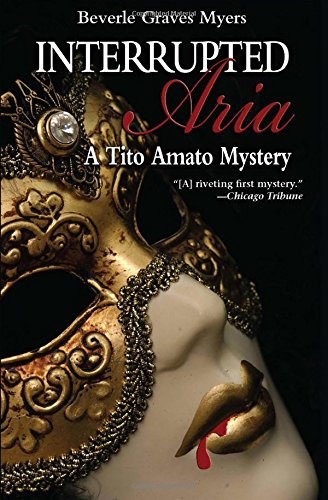 Interrupted Aria [LARGE TYPE EDITION] (Tito Amato Series) pdf epub