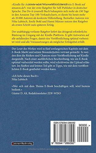 Kindle Für Autoren Oder Wie Veröffentliche Ich Ein E Book Auf Amazon