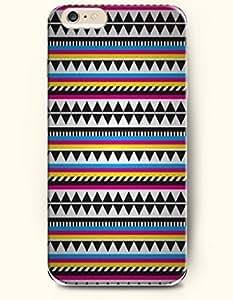 SevenArc Aztec Indian Chevron Zigzag Pattern Hard Case for Apple iPhone 6 Plus 5.5' (2014) ( Stylish Aztec Tribal...