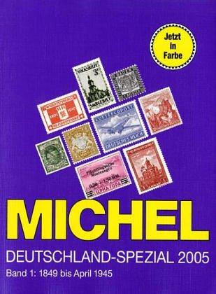 Michel Deutschland Spezial 2005, Band 1
