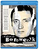 The Walerian Borowczyk Shorts Collection [Blu-ray]