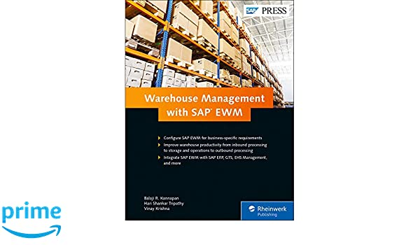 SAP EWM (SAP Extended Warehouse Management): Functionality and