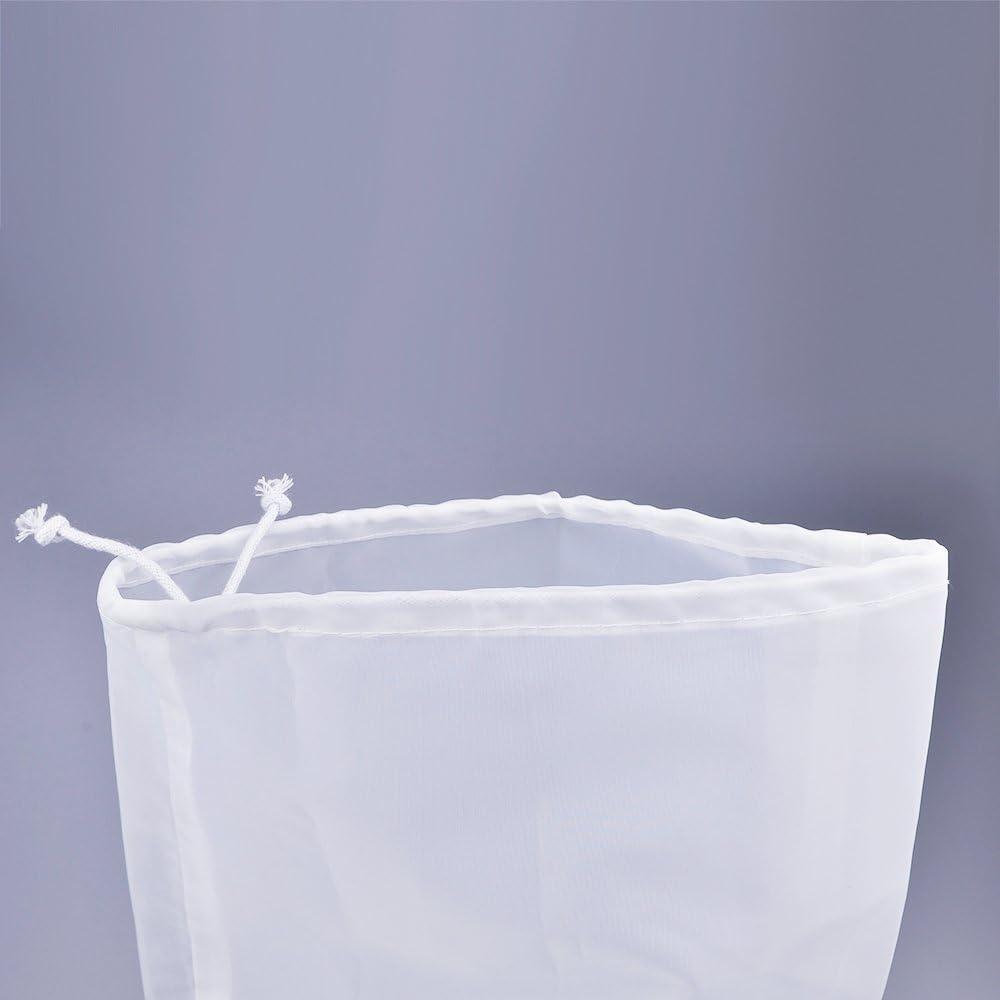 Nussmilchbeutel Nuss Milch Filter Tasche Nylon Mesh Filter Strainer Bag O0O5
