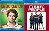 Knocked Up + Funny People Comedy Blu Ray Set 2 Movies double feature bundle