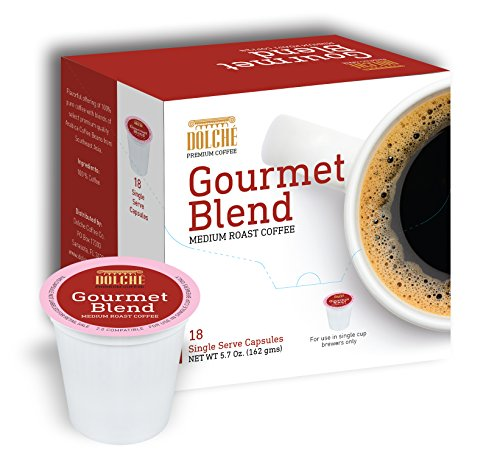 Gourmet Blend Premium Coffee K Cups 72 count