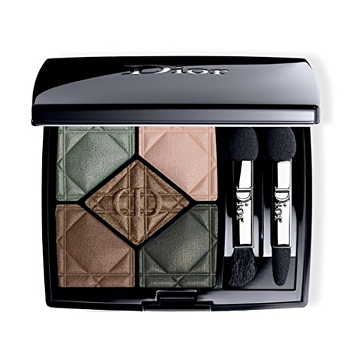 Dior 2017 Fall 5 Couleurs Eyeshadow Palette - Fascinate No. - Dior Gold