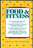 Food and Fitness, Linda Carlson, 0895866226