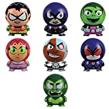 DC Comics Teen Titans Go! Collectible Characters: Buildables - Set of 7