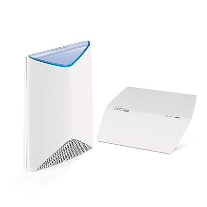 NETGEAR Orbi Pro AC3000 Business Mesh WiFi System, Desktop & Ceiling  Mounted 2-Pack, Wireless Access Point (SRR60 + SRC60)