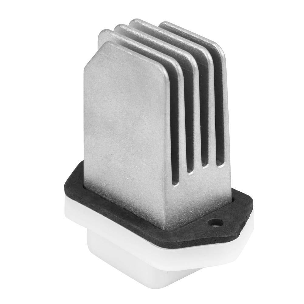 Hlyjoon 277614BA0A Refrigeraci/ón del Motor del Autom/óvil Ventilador del Radiador Interruptor del Motor Resistencia del Soplador para Rogue Seleccionar Sentra 2007-2013 Pathfinder 2014 2015 2016