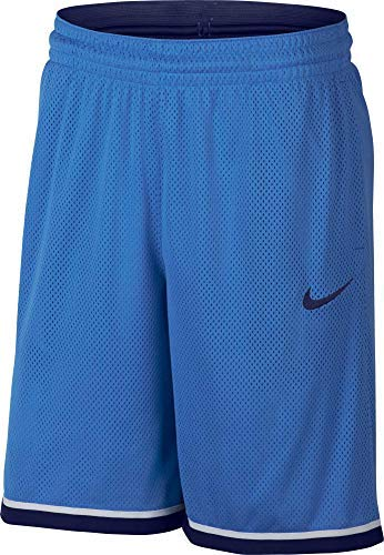 Nike Men's Dry Classic Basketball Shorts (Pacific Ble/Unversity Ble, Medium)