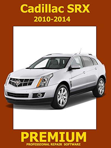 Cadillac SRX Repair Software (DVD) 2010 2011 2012 2013 2014