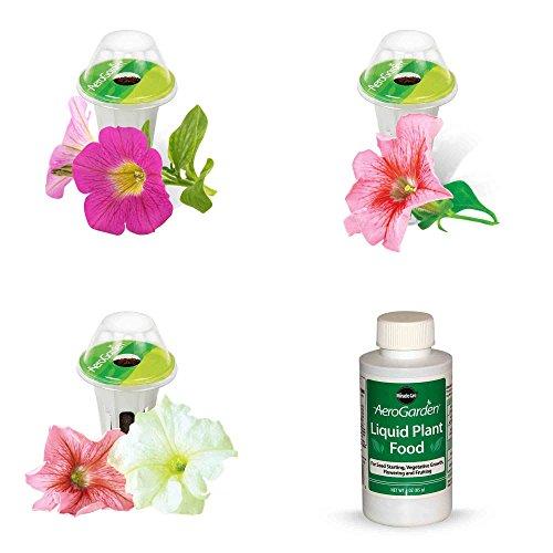 AeroGarden Cascading Petunia Seed Pod Kit (3-Pod)