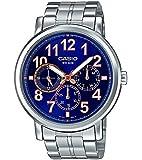 Casio MTP-E309D-2B Montre à bracelet pour homme