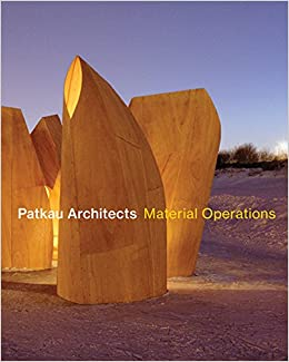Book Patkau Architects: Material Operations