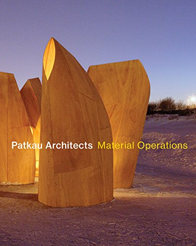 Patkau Architects: Material Operations