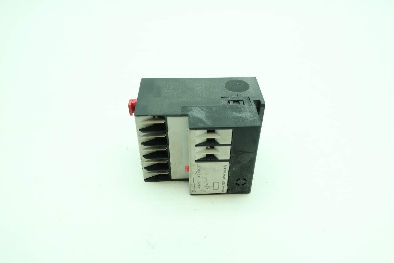 SIEMENS 3UA7021-0J 0.63-1A AMP Overload Relay D641318: Amazon.com: Industrial & Scientific
