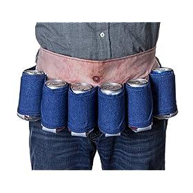 Novelty USA Americana Themed Beverage Holder Beer ...