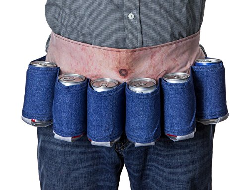 Novelty Beverage Holder Beer Belt