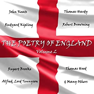 The Poetry of England, Volume 1 Audiobook