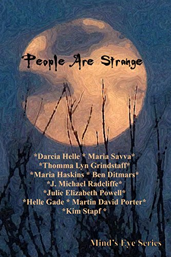 People Are Strange (Mind's Eye Series Book 5)