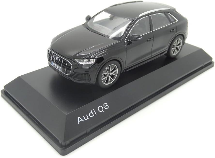 Original Audi Q8 Modellauto Modell 1 43 Orcaschwarz Spielzeug