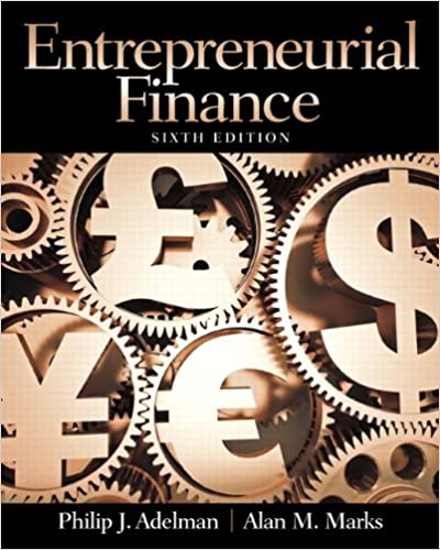 Entrepreneurial Finance (6th Edition) Downloads Torrent