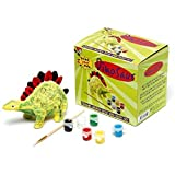 Grafix Paint Your Own Dinosaur Money Box