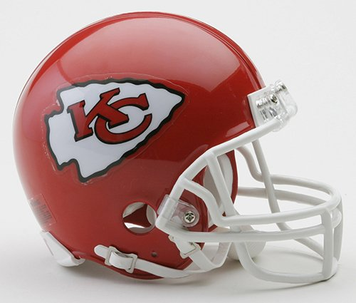 New Riddell Kansas City Chiefs VSR4 Mini Football