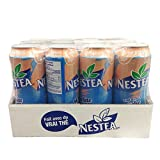 Nestea White Peach Iced Tea, 12 Count