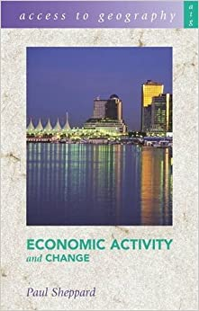 Access to Geography: Economic Activity and Change