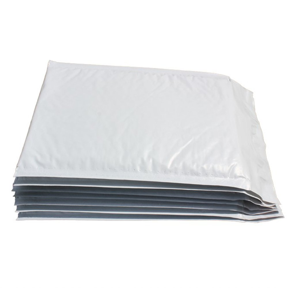 Kcopo Envelope Impact Resistant Coextrudierte Envelopes Bubble Wrap Padded Jiffy Mail Bag Envelope 180x260/ mm Bubble Envelope Padded Envelope Mailing Envelopes Bubble Envelope