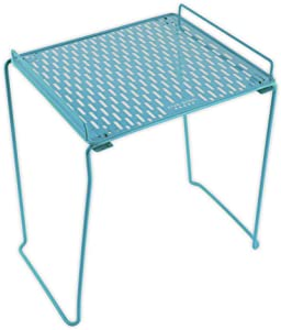 Five Star Locker Accessories, Locker Shelf, Extra Tall, Holds up to 100 pounds. Fits 12 inches Width Lockers, Teal (73325)