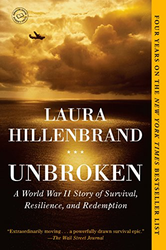 Amazon unbroken a world war ii story of survival resilience unbroken a world war ii story of survival resilience and redemption by fandeluxe Choice Image