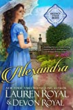 """Alexandra"" is the SWEET & CLEAN ROMANCE edition of ""Lost In Temptation"" by Lauren Royal.From a New York Times bestselling author and her daughter!   England, 1815: Alexandra Chase has always liked being the perfect daughter, thank you very mu..."
